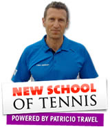 Patricio World Class Weeks by New School of Tennis mit Patrik Kühnen